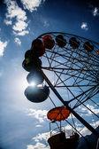 Riesenrad — Stockfoto