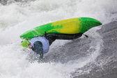 Kayaker — Stock Photo