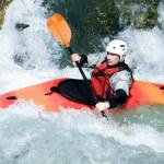 Kayaker — Stock Photo #9316757