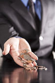 Business Finance — Stock Photo