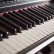 Piano Keys Close Up — Stock Photo #19147197