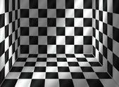 Tiled room (vector) — Vector de stock