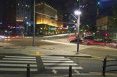 夜にソウル, — ストック写真