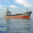 Cargo ship at sea — Stock Photo #27061423