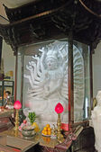 SHANGHAI - NOV. 15.2013 budda China — Stock Photo