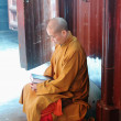 Buddhist monk — Stock Photo #37691363