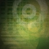 Abstract green background art texture design — Stock Photo