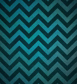 Blue black chevron stripe zigzag pattern background retro layout design — Stock Photo