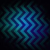 Abstract chevron background zigzag pattern stripe lines in dark blue background on vintage grunge background texture canvas, old worn antique abstract background black border for web design banner — Stock Photo