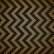 Brown chevron zigzag background pattern design — Stock Photo