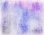 Abstract colorful background with white vintage grunge background texture faded with soft blotchy colors of blue purple and pink in watercolor layout design for brochure ad or website template — Stock Photo