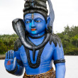 Stock Photo: Shiva statue