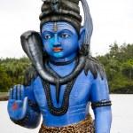Shiva statue — Stock Photo