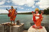Hindu heykelleri — Stok fotoğraf