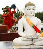 Hindu statues — Stock Photo