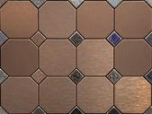 Metal tiles — Stock Photo
