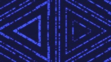 Matrix - background — Wideo stockowe