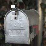 US Mailbox — Stock Photo