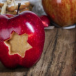 Red apple — Stock Photo #37599483
