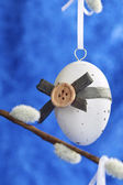 Easter egg decoration — Stock Photo