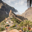 Masca of Tenerife — Foto Stock
