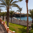 Teneriffe Beach — Stockfoto
