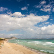 Playa de Muro Beach — Stock Photo