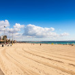 Platja de Palma Beach — Stock Photo
