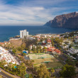 Los Gigantes Rocks — Stock Photo