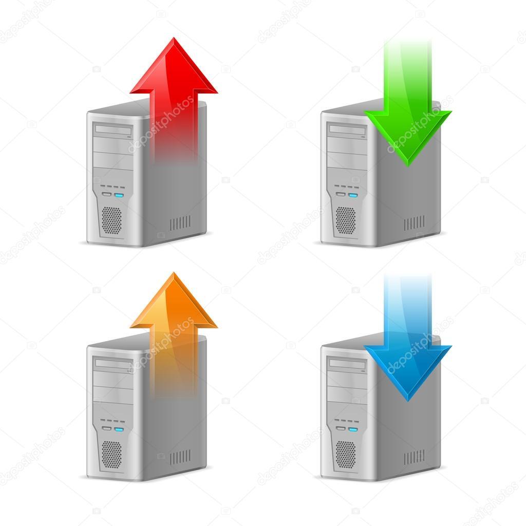 скачать иконки на компьютер: