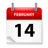 Kalender — Stockvektor