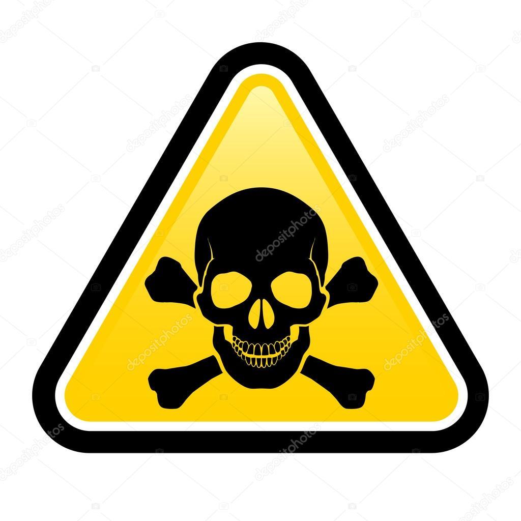 danger sign skull online sign v4 printable safety sign maker