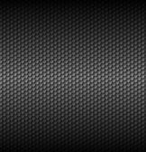 Honeycomb gray textures — Stock Vector