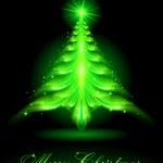 Abstract Christmas tree. — Stock Vector #33926545