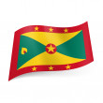 Постер, плакат: State flag of Grenada