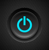 Power button. — Vector de stock