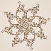 Floral pattern — Stockvector