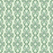 Seamless floral pattern — Stock Vector #45045057
