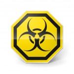 Biohazard sign — Stock Vector #45990653