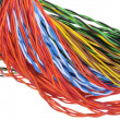 Cabling, data transmission — Foto Stock