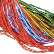 Cabling, data transmission — Stock Photo