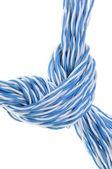 Kabel knooppunt — Stockfoto