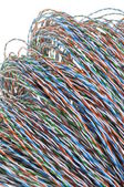 Cable network — Stock Photo