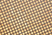 Background, beige geometric grid — Stock Photo