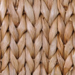 wicker texture in handcraft — Stock Photo