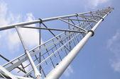 Cellphone mast — Stock Photo
