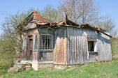 Old ruined house — Stock Photo