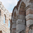 Roman amphitheatre Arena di Verona — Stock Photo