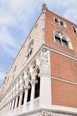 Palazzo dei dogi a venezia — Foto Stock