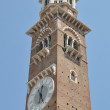 Lamberti Tower in Verona — Stock Photo #29040893